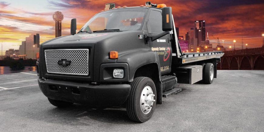 Plano Towing Services