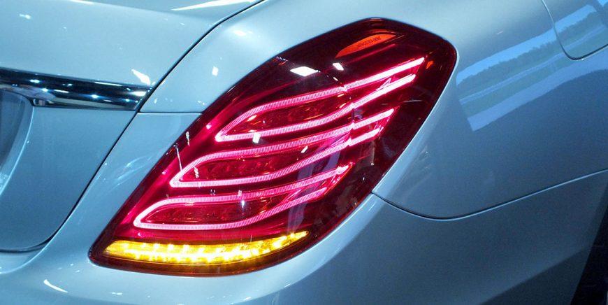 Tail & Brake Lights Repair