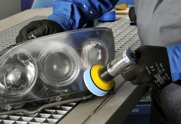 Auto Headlight Repair