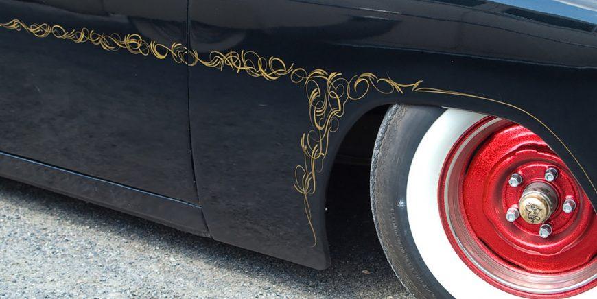 Classic Pin Striping