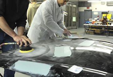 Auto Hood Repair